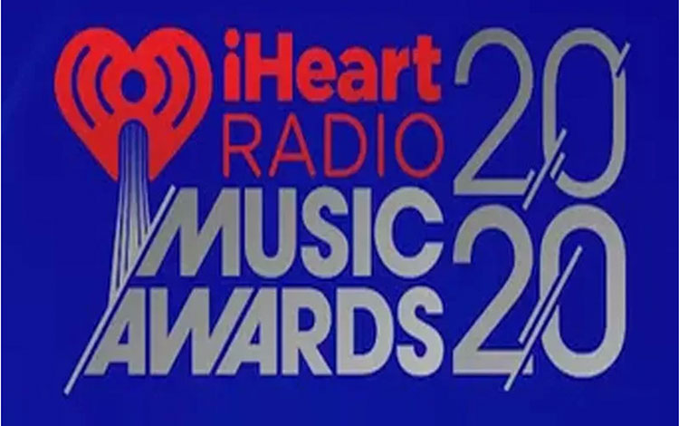 Ilustrasi ajang penghargaan musik iHeartRadio 2020 (ANTARA/iHeartRadio)