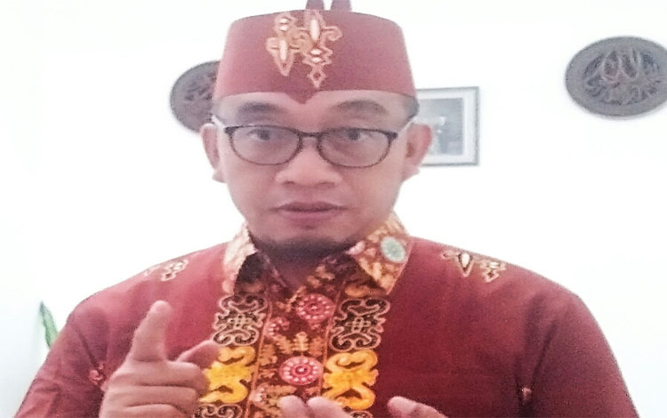 Anggota DPRD Kalteng, Fajar Hariadi