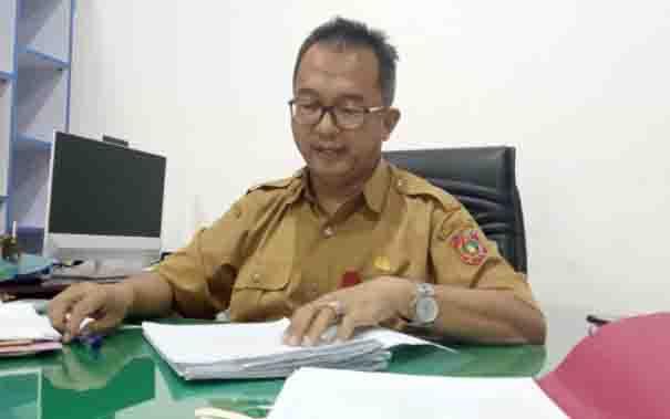 Kepala Dinas Pendidikan dan Kebudayaan Kotawaringin Barat, Rosihan Pribadi.