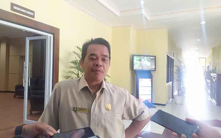 Ketua Bapemperda DPRD Kota Palangka Raya, Riduanto.