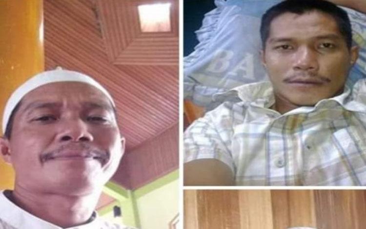 Inilah foto Wardiman warga Samba Bakumpai Katingan Tengah yang diduga hilang sejak 2 hari ini di Desa Tumbang Manggu Kecamatan Sanaman Mantikei