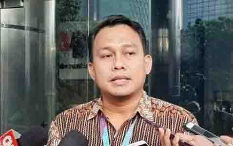 Plt Juru Bicara KPK, Ali Fikri. (foto : inilah.com)