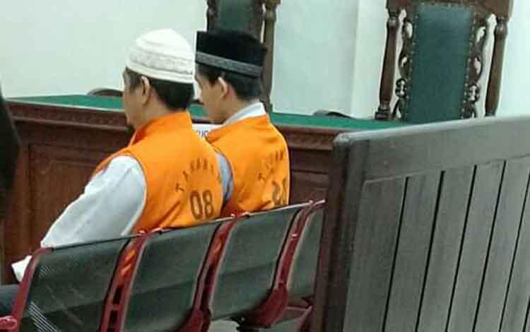 Pengedar sabu dan anak buahnya terancam 6,5 tahun penjara