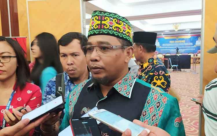 Wakil Gubernur Kalteng Habib Ismail