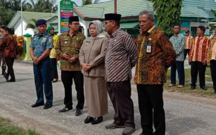 Pemkab Kobar siap dukung pembangunan pangkalan TNI AL di Kumai