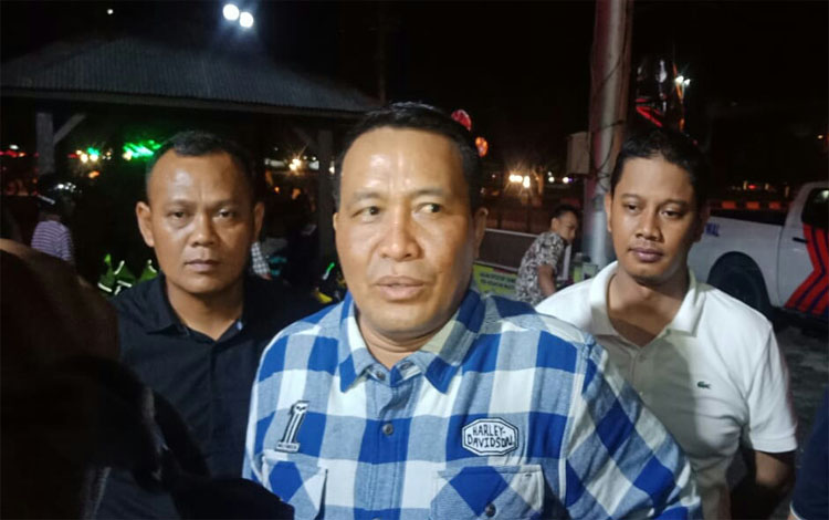 Kapolresta Palangka Raya Kombes Dwi Tunggal Jaladri