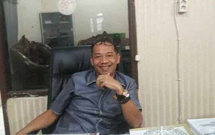 Anggota Komisi IV DPRD Kotim Handoyo J Wibowo