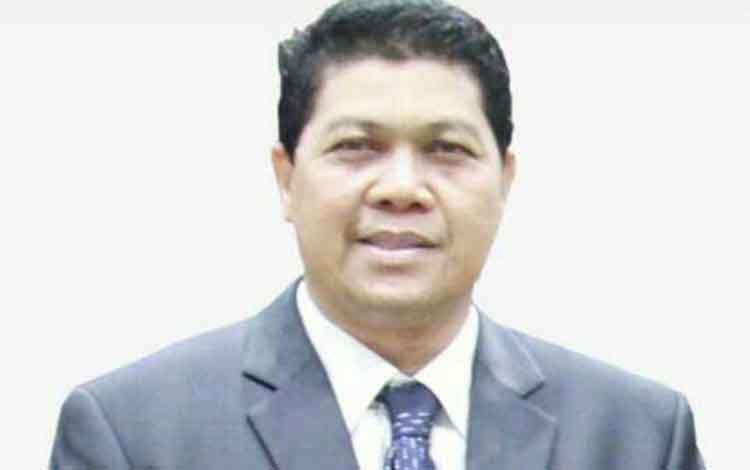 Ketua Fraksi Partai Demokrat DPRD Kotim, Parimus.