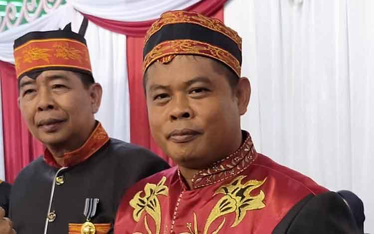 Kepala BKD Kotim Alang Arianto, menyampaikan masih menunggu petunjuk teknis dari pusat terkait penghapusan tenaga honorer, Rabu, 22 Januari 2020.