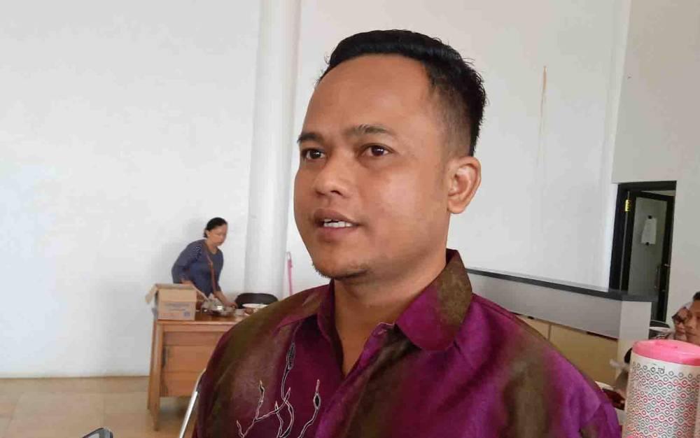 Ketua DPRD Barito Timur, Nursulistio.