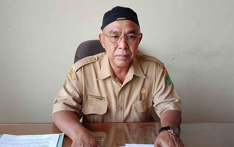 Kepala Dinas Perpustakaan dan Kearsipan Barsel, Hidayaturrahman