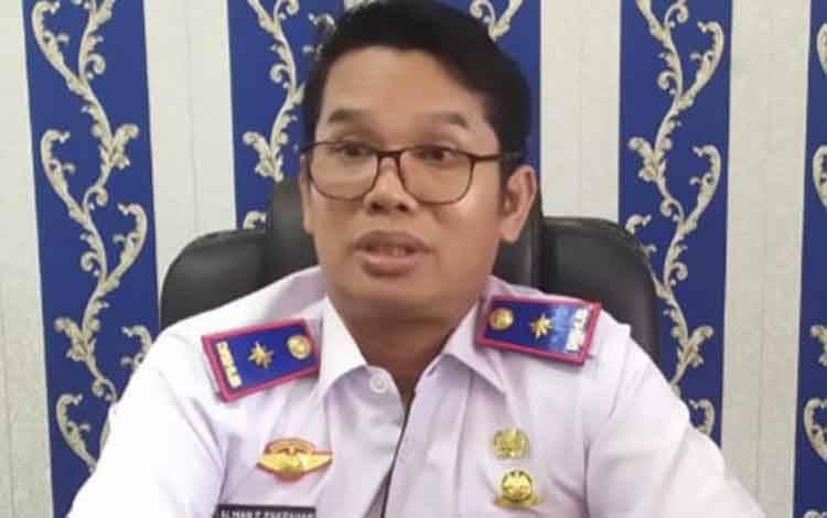 Kepala Dinas Perhubungan Kota Palangka Raya, Alman Pakpahan