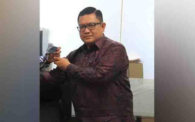 Eks Dirut Transjakarta, Donny Saragih. (foto : twitter via teras.id)