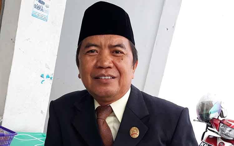 Anggota DPRD Kapuas, Abdurahman Amur.