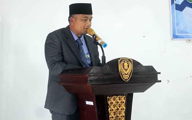 Kepala Dinas Kominfo dan Statistik Kabupaten Seruyan, Sugiannoor