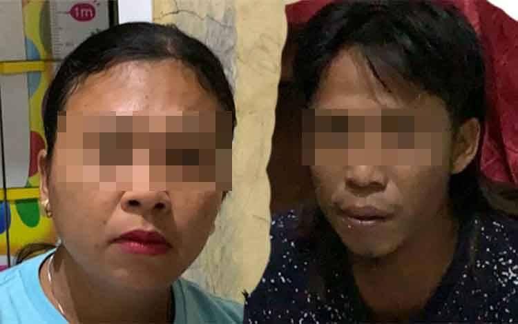 Polisi tangkap pasutri pelaku penipuan miliaran rupiah di Palangka Raya