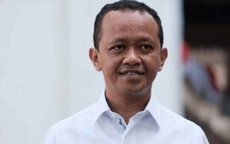 Kepala Badan Koordinasi Penanaman Modal (BKPM), Bahlil Lahadalia. (foto : istimewa)