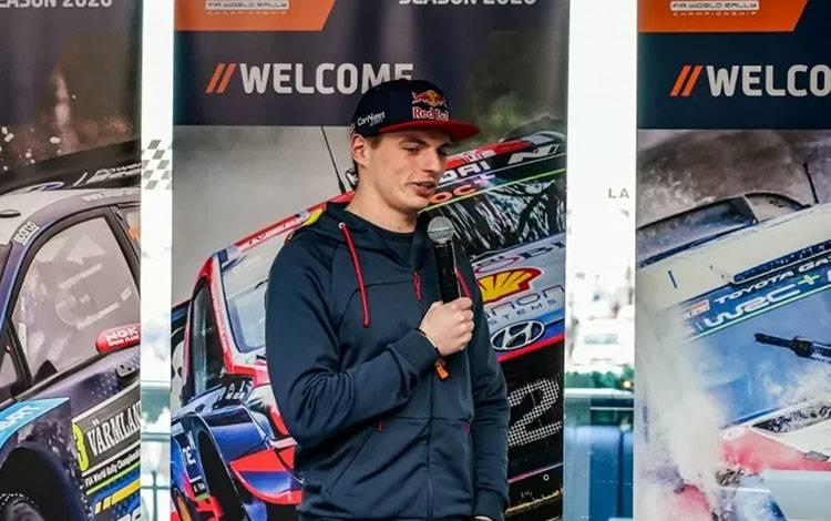 Pebalap Formula 1 dari Tim Red Bull Max Verstappen (REUTERS/S Presse / Panoramic/Andre Lavadinho)