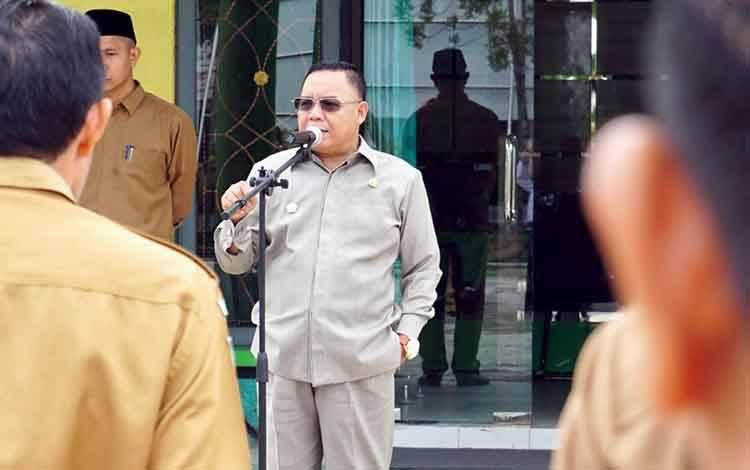 Kepala Kantor Kementerian Agama Kabupaten Pulang Pisau, Masrani mengajak semua pihak mensukseskan MTQ tingkat provinsi yang akan dilaksanakan di Buntok, Kabupaten Barito Selatan pada Maret 2020