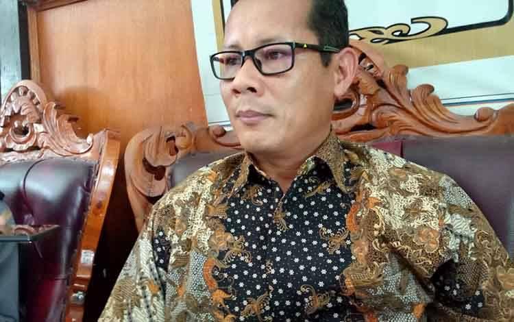 Kepala BPN Kabupaten Pulang Pisau, Iwan Susianto.