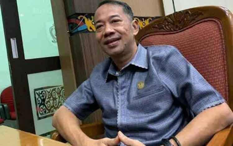 Anggota DPRD Kotim, Handoyo J Wibowo.