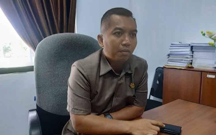 Ketua Dewan Perwakilan Rakyat Daerah (DPRD) Seruyan Zuli Eko Prasetyo