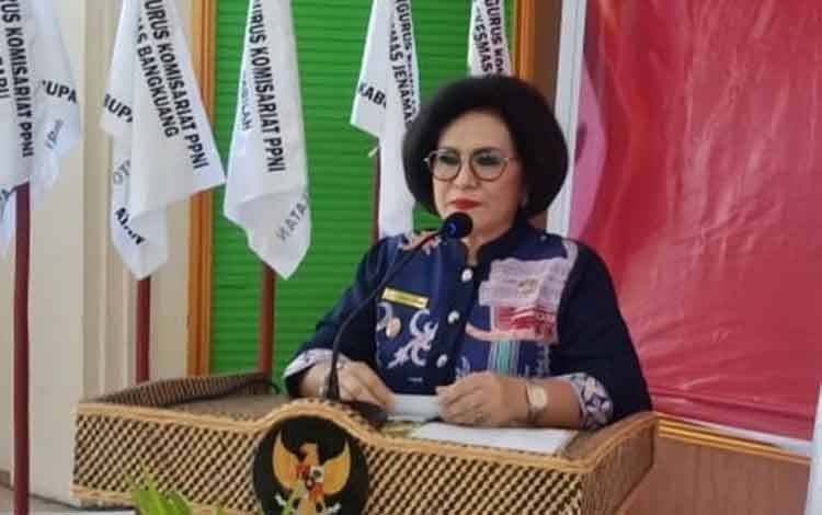 Wakil Bupati Barito Selatan, Satya Titiek Atyani Djoedir