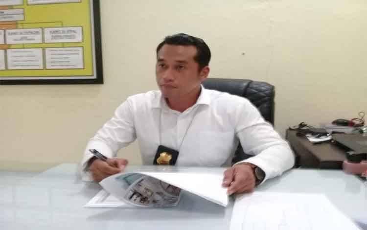 Kasat Reskrim Polresta Palangka Raya Kompol Todoan A Gultom