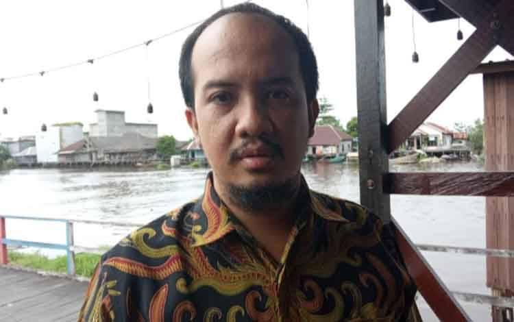 Ketua Komisi A DPRD Kotawaringin Barat, Rizky Aditya Putra.