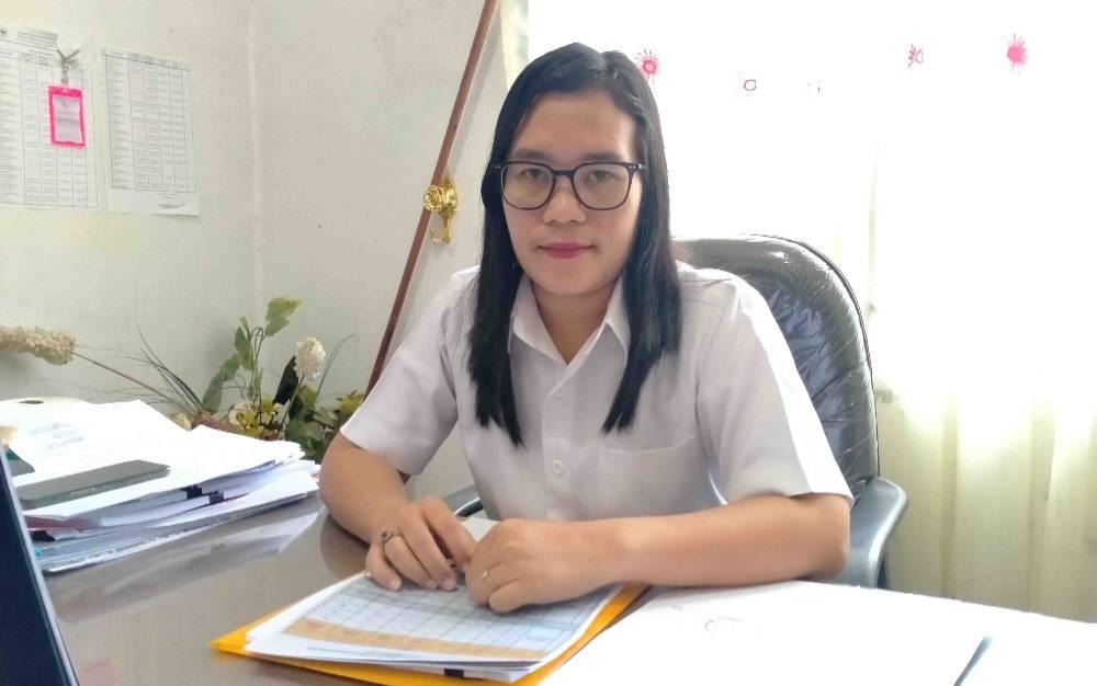 Kasubbid Pengadaan dan Pemberhentian BKPSDM Gunung Mas, Rusmala Dewi.