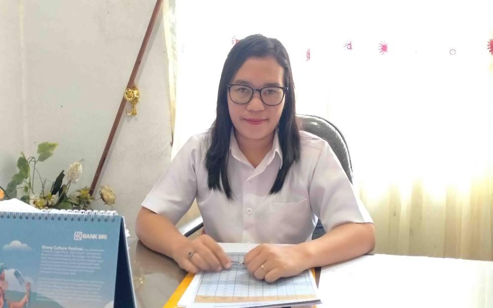 Kasubbid Pengadaan dan Pemberhentian BKPSDM, Rusmala Dewi.