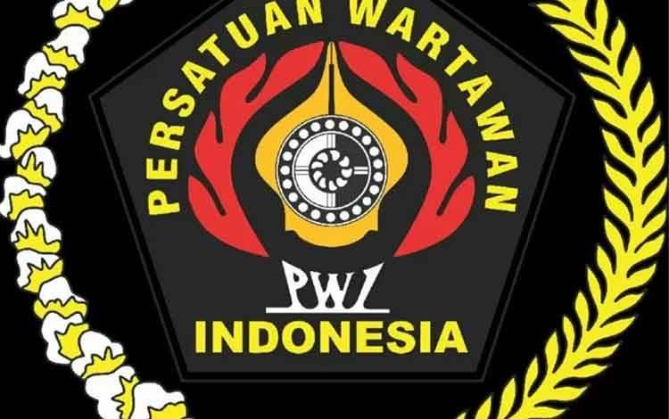 Logo Persatuan Wartawan Indonesia (PWI) (ANTARA/HO/PWI)