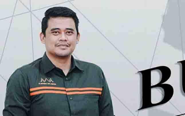 Menantu Jokowi, Bobby Nasution. (foto : instagram via teras.id)