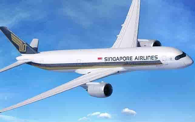 Ilustrasi Singapore Airlines. (foto : via teras.id)