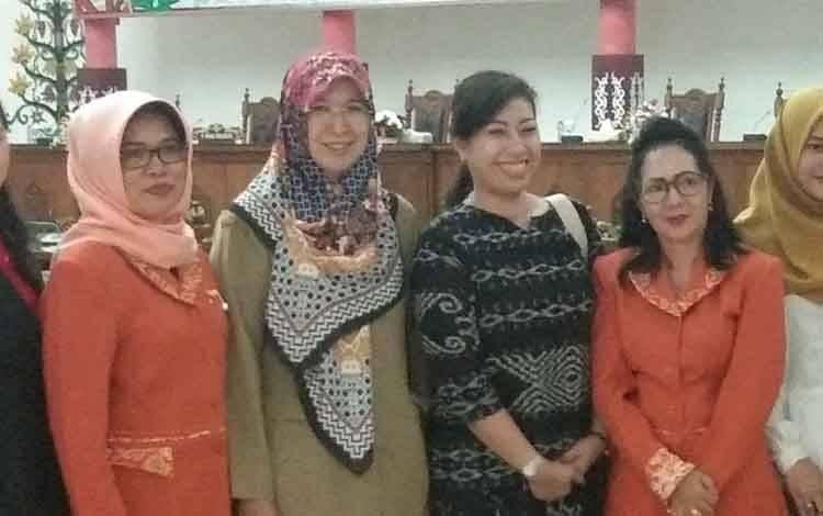 Wawancara bersama Ketua Ikiawan Kota Palangka Raya, Since Husana Apriasie