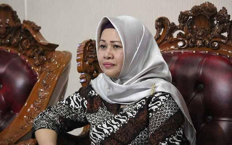HJ Masfuatun Anggota DPRD Seruyan