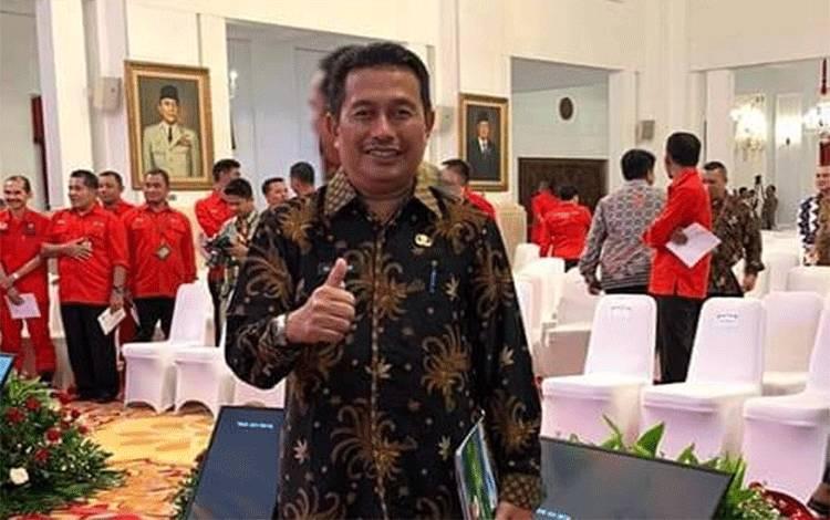 Wakil Bupati Mura Rejikinoor