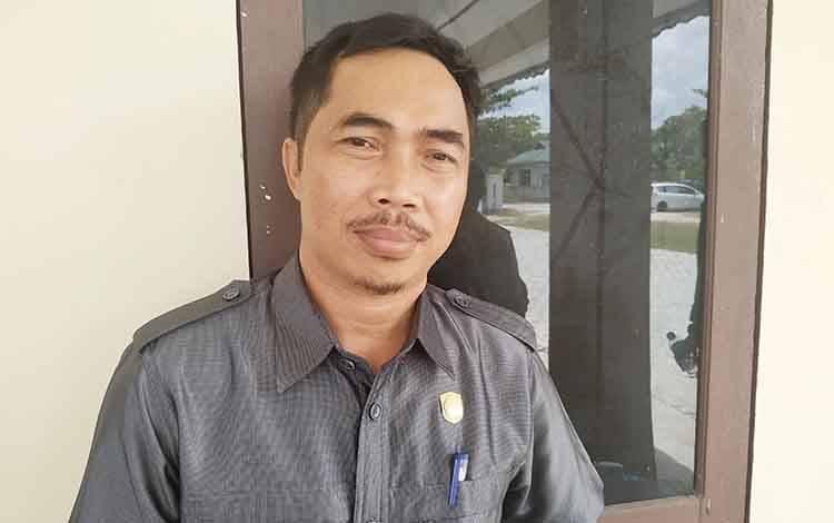 Anggota DPRD Pulang Pisau Tandean Indra Bela