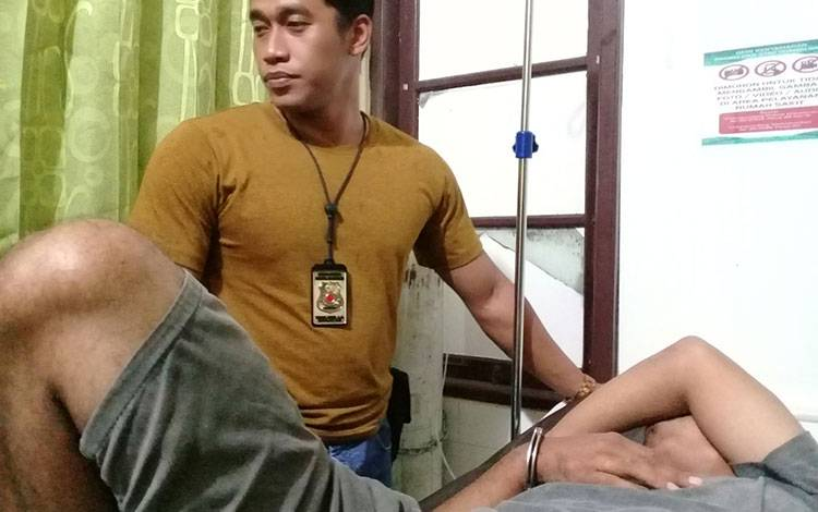 2 Pelaku Curanmor Ditembak Polisi di Palangka Raya