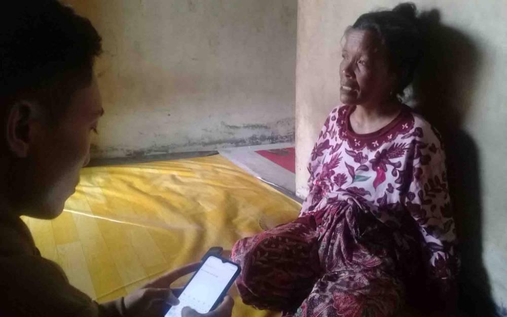 Uang Jutaan Rupiah Hasil Jualan Sayur Keliling Raib Digondol Pencuri