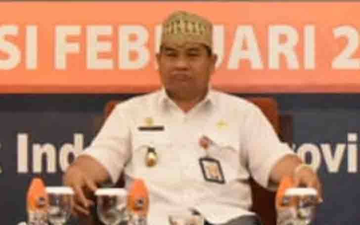 Kepala Dinas Kebudayaan dan Pariwisata Kalimantan Tengah, Guntur Talajan.