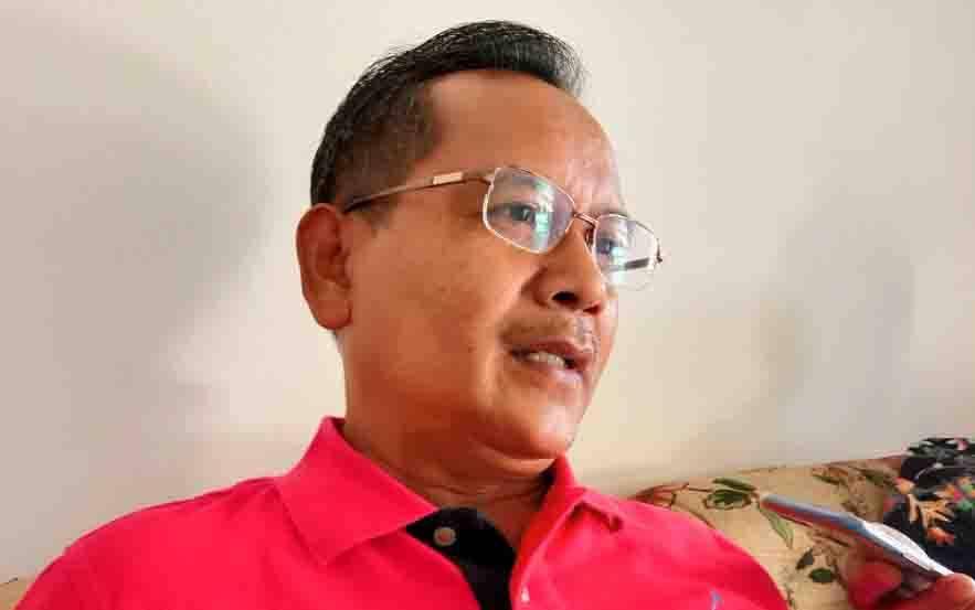 Kepala BP3AP2KB Kabupaten Pulang Pisau, dr Bawa Budi Raharja.