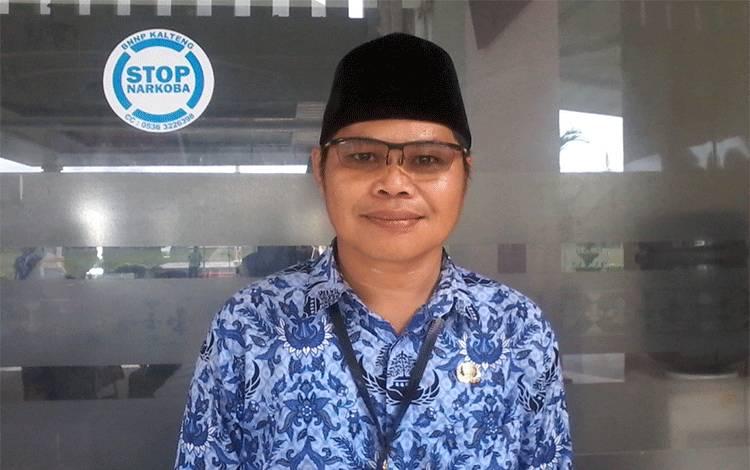 Kepala Pelaksana BPBD Katingan, Eka Surya Dilaga.