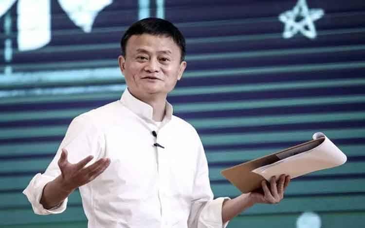 Jack Ma dari raksasa e-Commerce China, Alibaba Group, menjadi miliarder terkaya China dengan kekayaan 45 miliar dolar AS dan berada di urutan ke-21 orang terkaya dunia. Foto Reuters