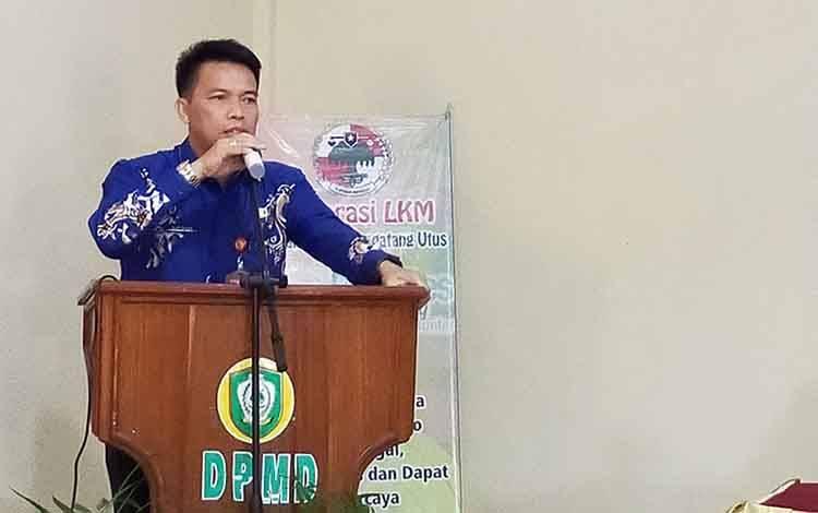 Kepala DPMDes Kotim Hawianan, kampanye Pilkades akan dilaksanakan pada 8 Maret 2020 mendatang, Kamis, 27 Februari 2020.