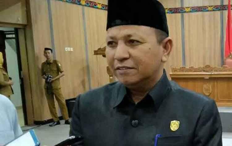 Wakil Ketua DPRD Kotim, H Rudianur