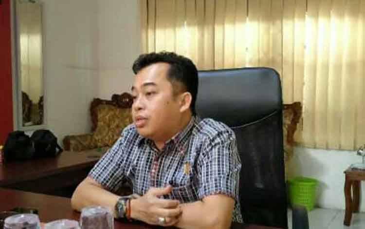 Anggota Komisi I DPRD Kotim Rimbun.