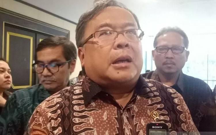 Menteri Riset dan Teknologi (Menristek) sekaligus Kepala Badan Riset dan Inovasi Nasional (BRIN) Bambang PS Brodjonegoro. (foto : istimewa)