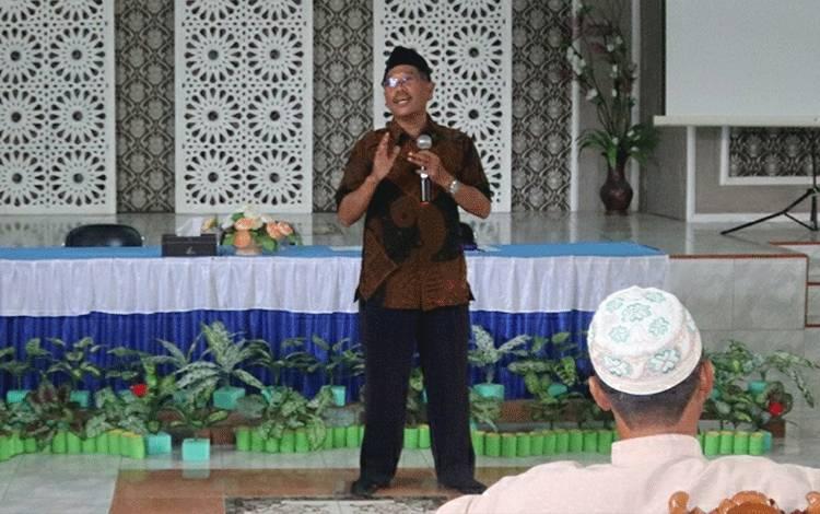 Kasi PHU Kemenag Kapuas H Asyhadi mengatakan pihaknya mempersiapkan Calon Jamaah Haji Cadangan tahun 2020