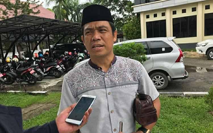 Ketua Komisi I DPRD Kapuas Bardiansyah apresiasi kinerja KPU Kapuas terkait rekrutmen hingga pelantikan PPK